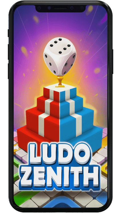 An all-new,</br> highly competitive,</br>action-packed</br>Ludo game
